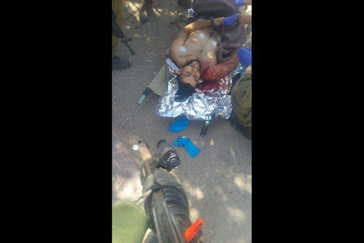 شهيد برصاص الاحتلال جنوب بيت لحم (فيديو وصور)