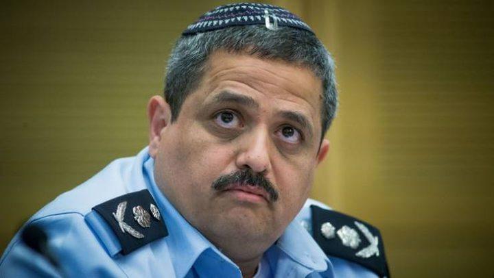 إقالة مساعد قائد شرطة الاحتلال