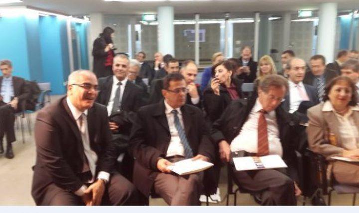 بحث الحراك الدبلوماسي المقبل في مؤتمر سفراء فلسطين لدى اوروبا