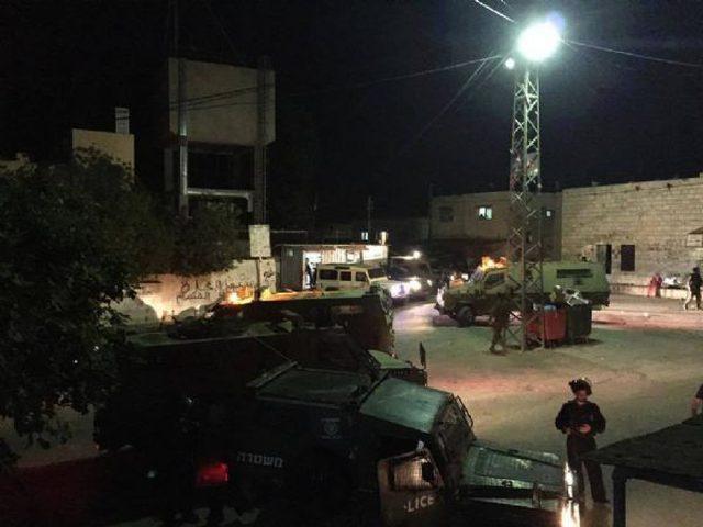 قوات الاحتلال تقتحم كفل حارس
