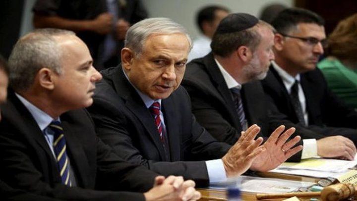 تواصل الصراع في الحكومة الاسرائيلية حول قضية الاقصى