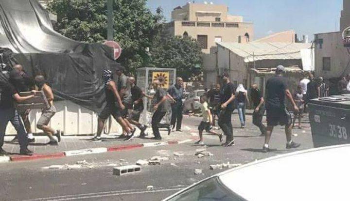 عقب مقتل شاب ...توتر في يافا تخلله اعتقالات