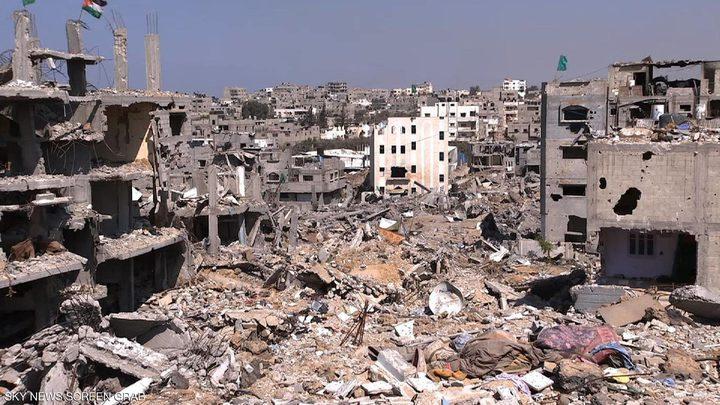 الخضري: 4000 وحدة سكنية في غزة لا يوجد تمويل لإعمارها