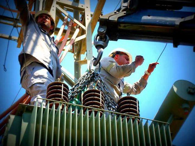 برنامج فصل التيار الكهربائي عن نابلس اليوم