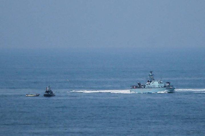 بحرية الاحتلال تستهدف صيادي شمال القطاع