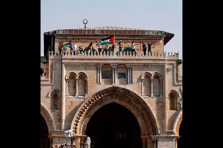 مجدلاني: أحداث الأقصى بمثابة معركة السيادة السياسية على القدس