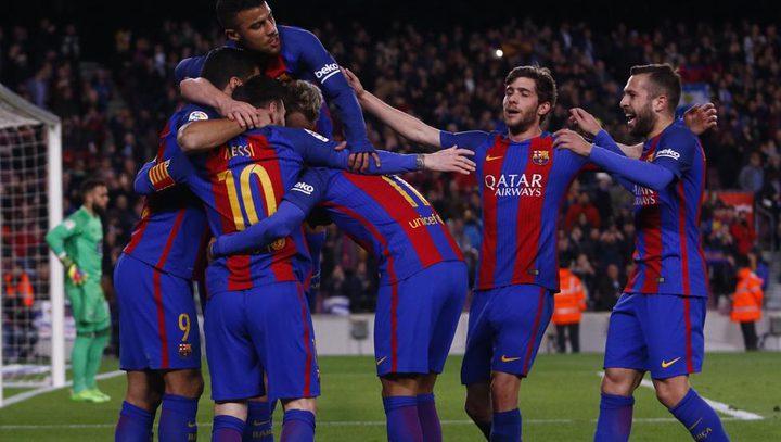 برشلونة يتفوق على ريال مدريد في قمة مثيرة في ميامي