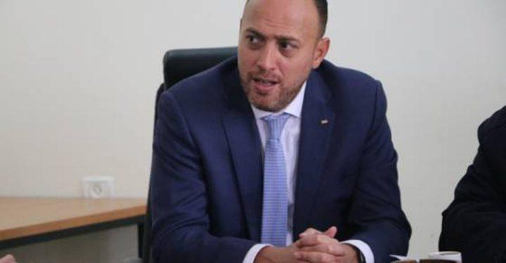 زملط: الاتصالات مع دولة الاحتلال مرهونة بالتقدم السياسي