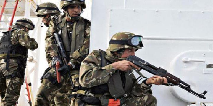 الجيش الجزائري يقتل ستة مسلحين