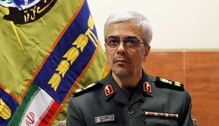 """الجيش الإيراني: ندعم """"حزب الله"""" و""""حماس"""" على حد سواء"""