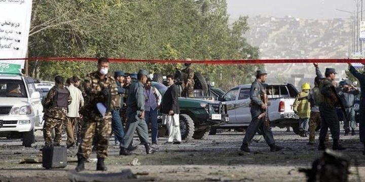 قتلى وجرحى بتفجير استهدف السفارة العراقية في كابول