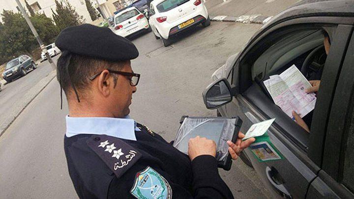 الشرطة تنجز 2968 قضية خلال الاسبوع الماضي
