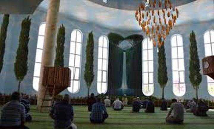مسجد تركي يستوحي تصميمه من آية قرآنية