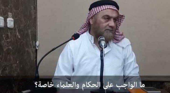 بعد احتفاء الاحتلال بفتواه .. الأردن تستدعي الداعية سويدان