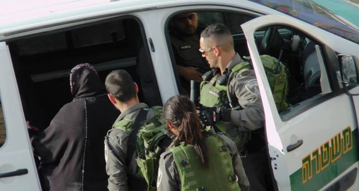 اعتقال فلسطينية بزعم نقلها أموال لأسرى محررين