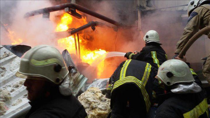 حريق غامض يلتهم منازل 1000 عائلة مسلمة في الفلبين