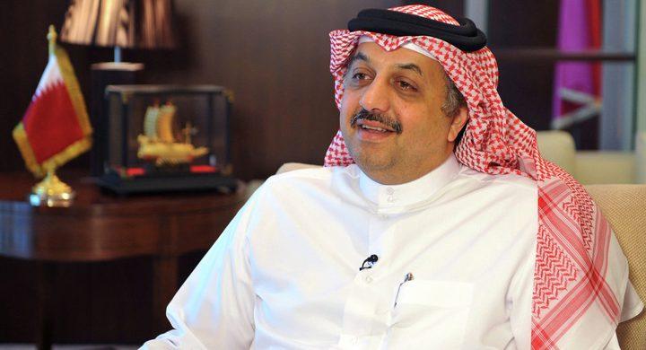 وزير قطري: تصريحات العتيبة أظهرت حقيقة الحملة ضد قطر
