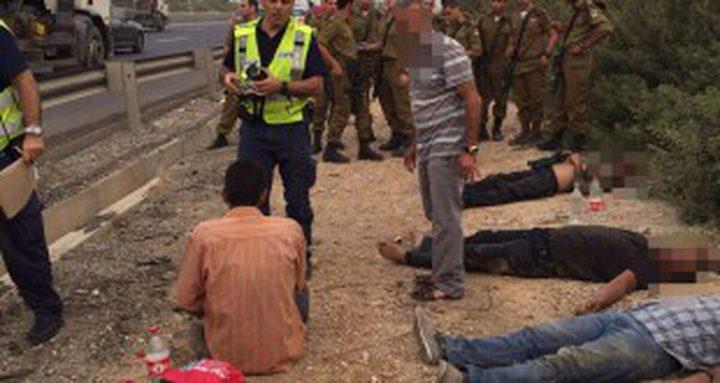 اعتقال ستة عمال في أراضي الـ48