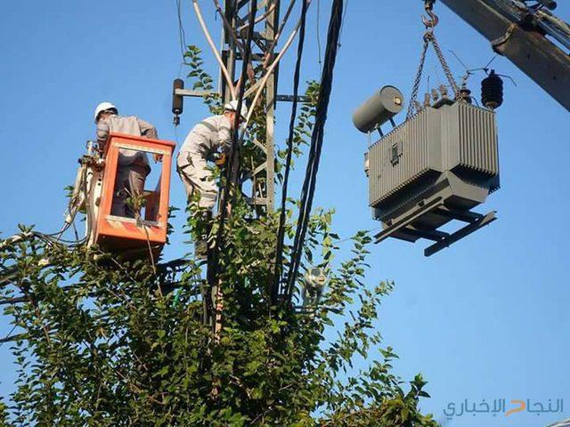 برنامج فصل التيار الكهربائي اليوم الثلاثاء