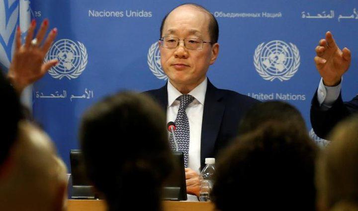 رئيس مجلس الأمن يدعو لحل أزمة الخليج