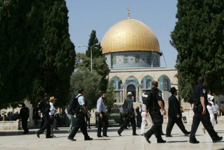 الاحتلال يحوّل القدس لثكنة عسكرية
