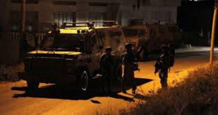 الاحتلال يصادر مركبة لجمع النفايات جنوب نابلس