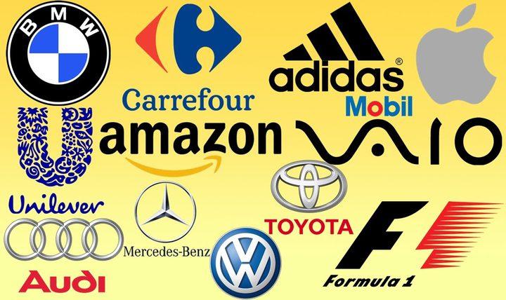 المعاني الخفية لشعارات كبرى الشركات في العالم