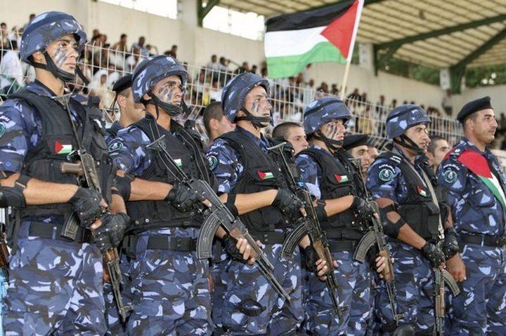 السلطة الفلسطينية تفتح باب التجنيد لقوى الامن