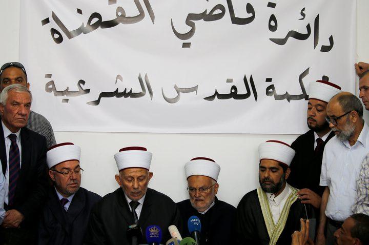 المرجعيات: الاحتلال يسعى لتأزيم الاوضاع في المسجد الأقصى