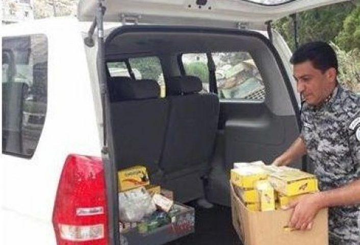 ضبط مشروبات طاقة وشوكولاته غير مطابقة للمقاييس الفلسطينية