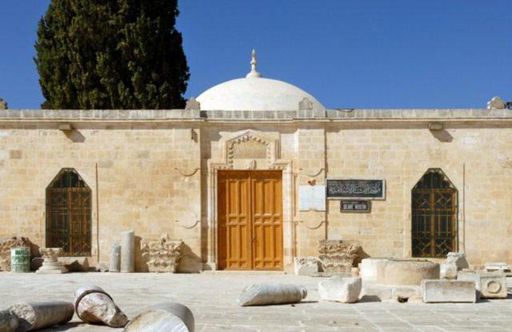 الملك عبد الله يتبرع بمليون دولار للمتحف الإسلامي بالأقصى