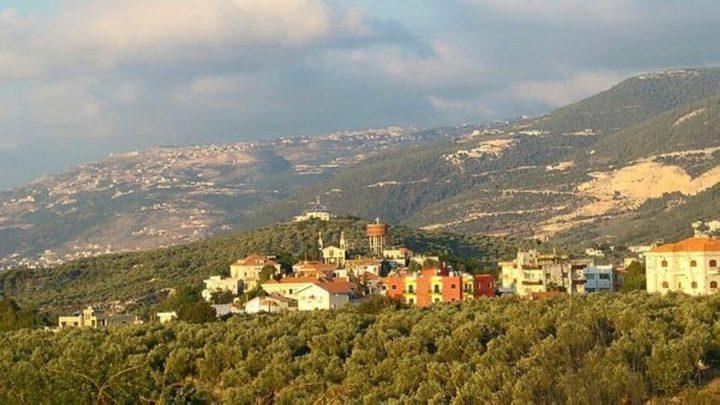 عرجس اللبنانية قرية تتحول إلى هوليوود عربية