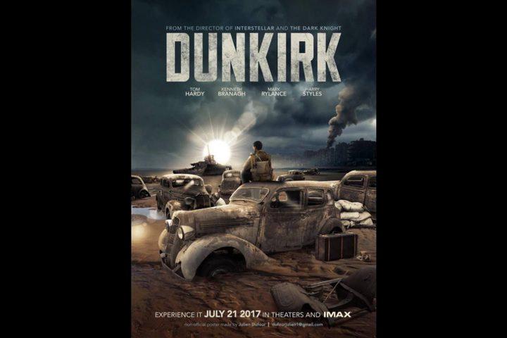 """""""دنكيرك"""" يتصدر إيرادات السينما بأميركا"""