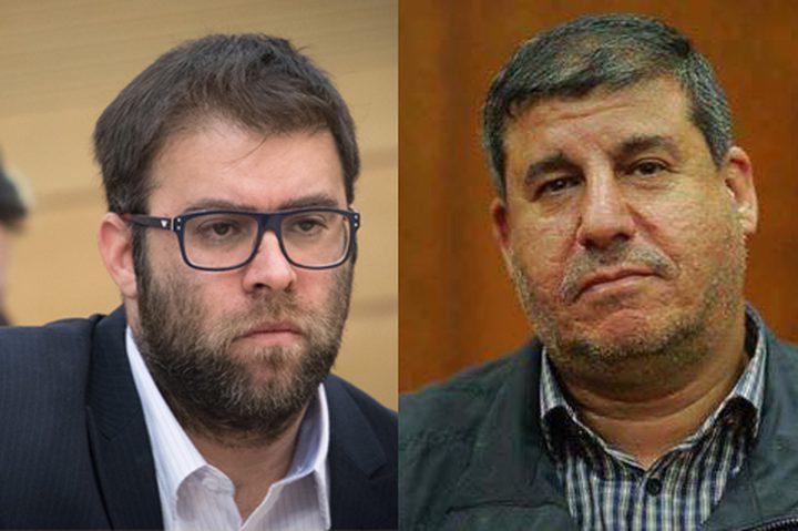 مكالمة هاتفية حادة بين نائبين إسرائيلي وأردني
