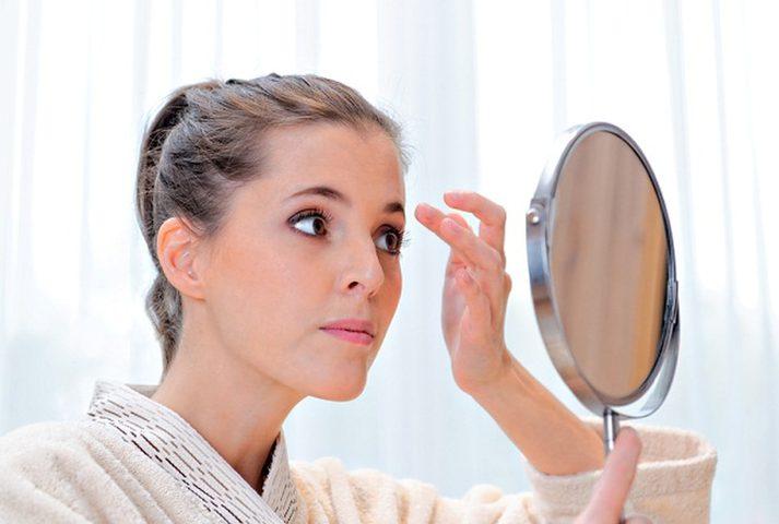 كيفية التخلص من بثور الوجه بطرق طبيعية