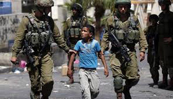 اعتقال طفلين في القدس