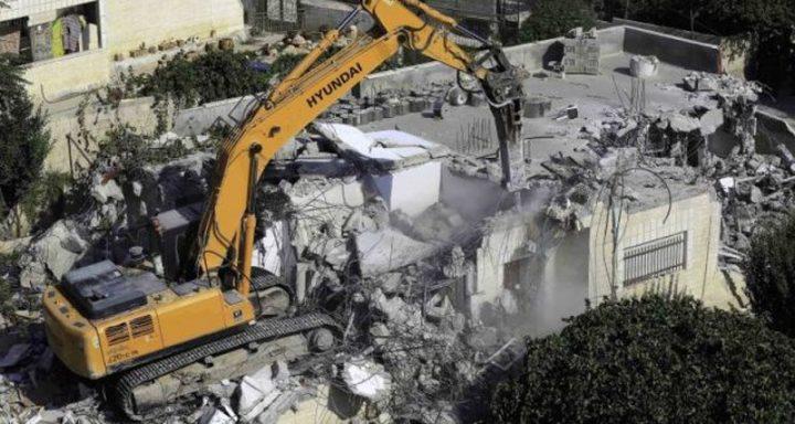 العليا الإسرائيلية تصادق على هدم منازل منفذي عملية القدس