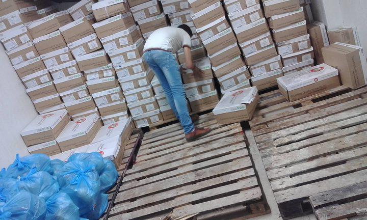 جمعية التضامن الخيرية تساعد العديد من الحالات الانسانية في نابلس