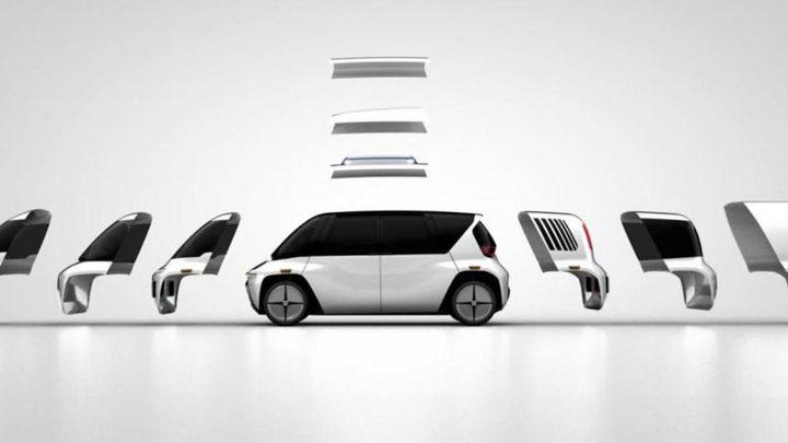 سيارة يمكن تغيير شكلها حسب الرغبة والحاجة.. أصبحت حقيقة