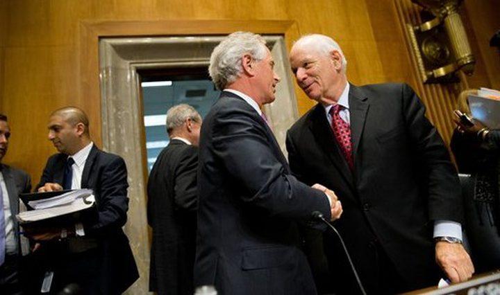 مجلس الشيوخ الأمريكي يصوت لوقف المساعدات المالية عن السلطة الفلسطينية