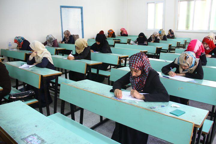 قائمة نتائج علامات اختبار التوظيف في التربية والتعليم بسلفيت