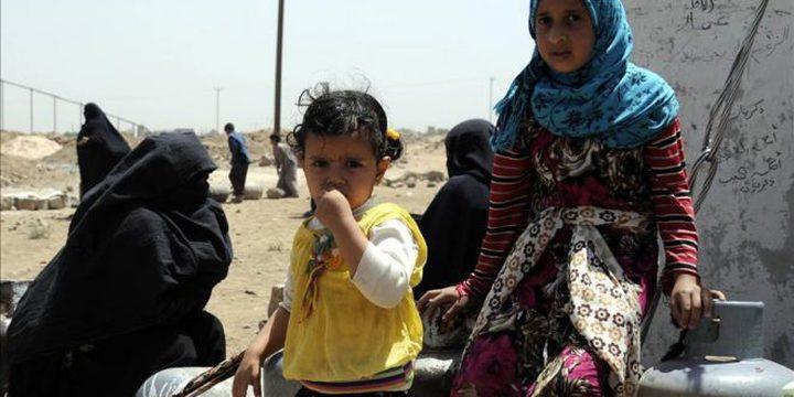 يونيسف: معونات طبية لعلاج اطفال اليمن المصابين بسوء التغذية