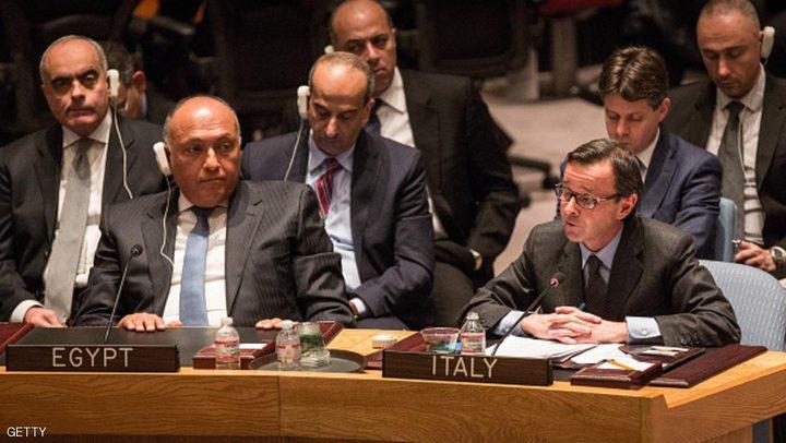 """مبادرة مصرية """"غير مسبوقة"""" في مجلس الأمن"""