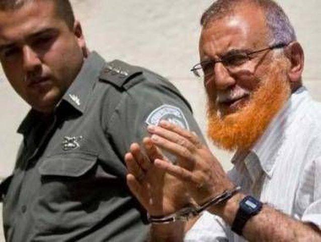 الاحتلال يعيد اعتقال النائب ابو طير