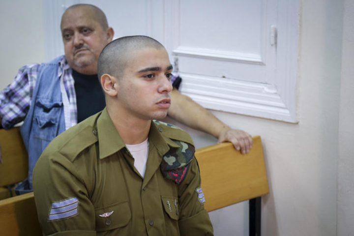 الجنديّ قاتل الشهيد الشريف لن يستأنف على حكم سجنه