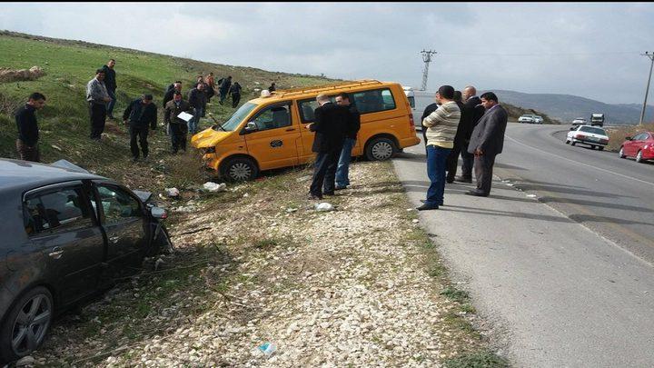 الشرطة: مصرع شخص وإصابة (145) في حوادث سير الأسبوع الماضي