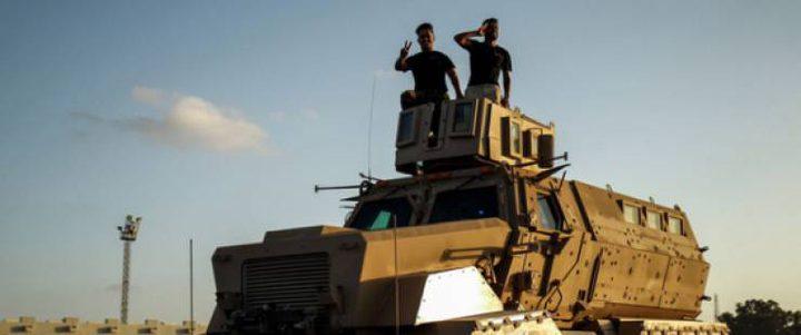 ليبيا: مساعدات اسرائيلية سرية للجنرال حفتر