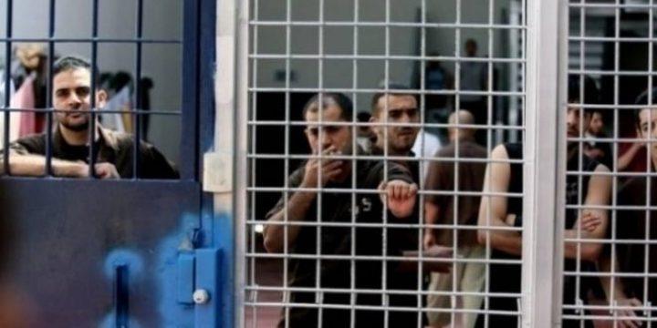 قراقع يطالب ادارة سجون الاحتلال بالعمل على علاج الاسرى