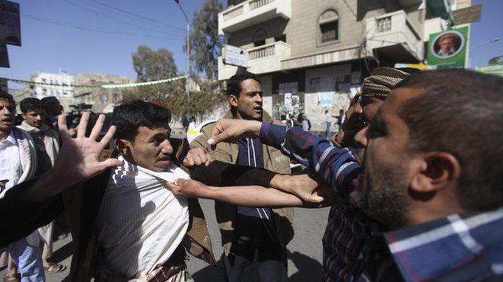 1900 حالة اعتقال تعسفي واخنطاف باليمن