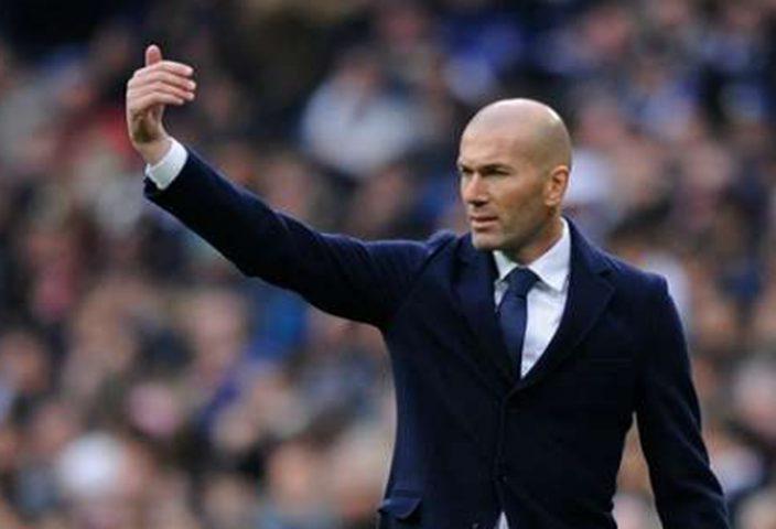 زيدان يحدد أهداف ريال مدريد بالموسم الجديد